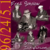 Fred Sokolow with Junior Brown and Ian Whitcomb - Self Titled